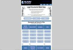 Nuwav Legal Documents Homepage